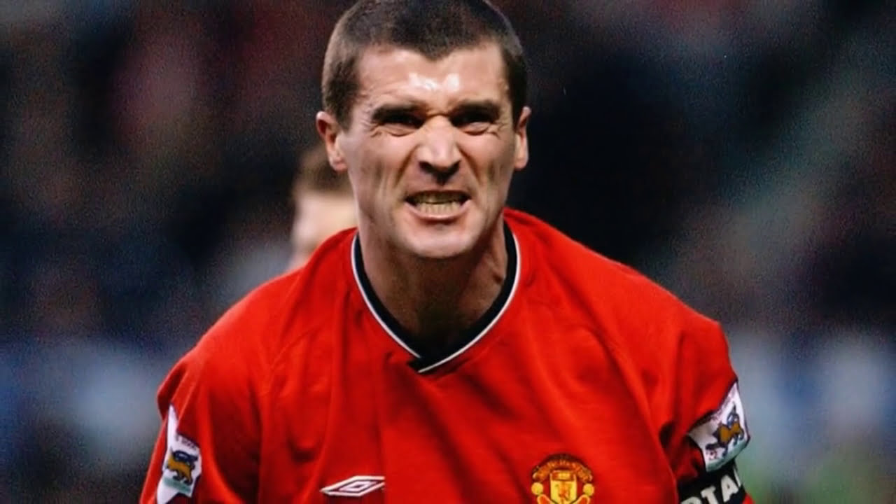 Roy Keane The Last Football Hard Man