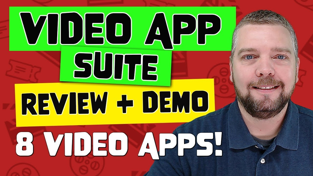 Video App Suite Review With Bonuses and Demo