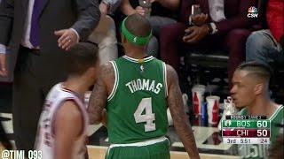 Isaiah Thomas R1G3 Highlights vs Chicago Bulls (16 pts, 9 ast)