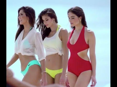 Paulina Vega Dayana Mendoza Amp Olivia Culpo Sexy Bikini
