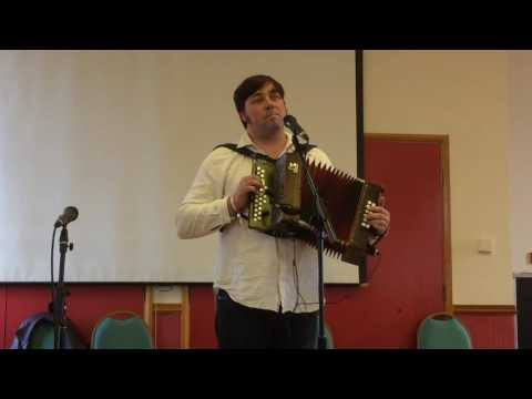 John Spiers - William Irwin Hornipe/Ironing Board Hornpipe - Hartlepool Folk Festival