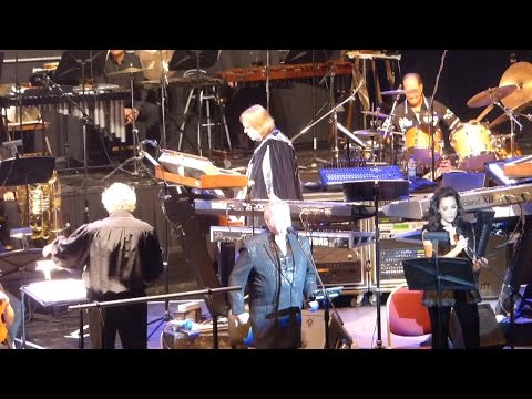 Rick Wakeman - Journey to the Center of the Earth 2014 - Buenos Aires - Full Show HD - Segunda Parte