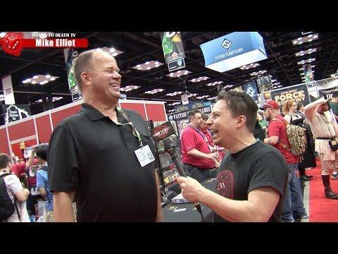 Mike Elliott Interview Gen Con 2015