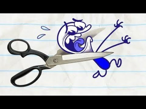 Pencilmation | Pencilmate Can't Stop Playing! -in- ROCKS, PAPER, SCISSORS, OH MY! - Pencilmat  # 18