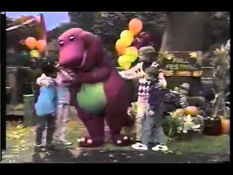 Barney and Friends I Love You 1996 version