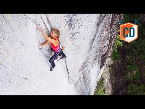 Solo's and Mixed Climbing – Brette Harrington's Reel Rock Epic