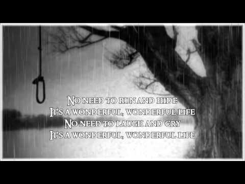 Smith & Burrows - Wonderful Life -  With Lyrics - Tatort Schlußmelodie