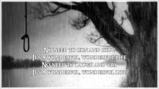 Smith & Burrows - Wonderful Life -  With Lyrics - Tatort Schlu…