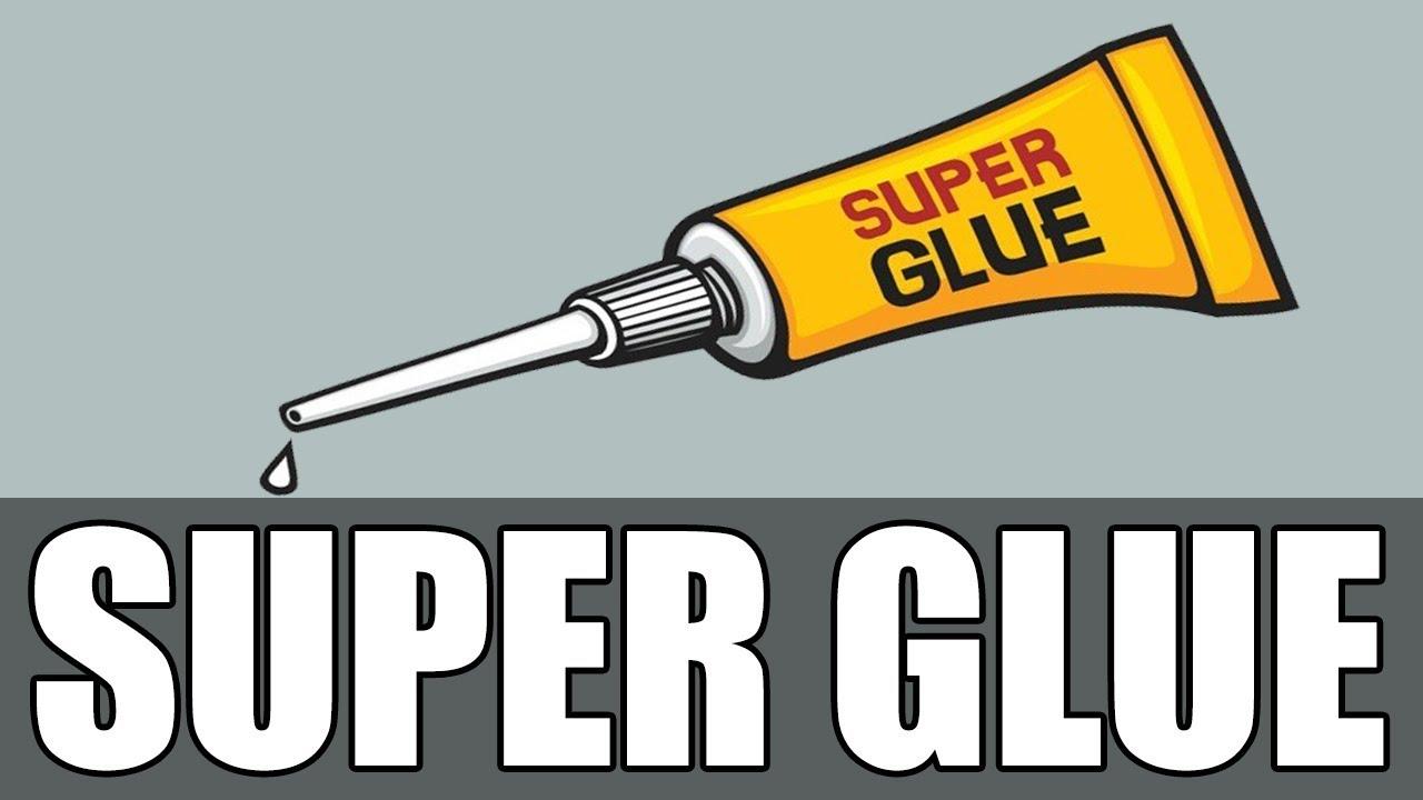 Dlaczego super glue nie klei się do wnętrza własnej tubki?