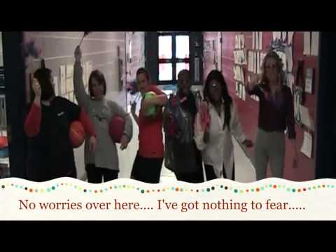 Shake It Off for Testing (Blackman Elementary School)