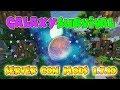 Galaxy Survival - Server con mods 1.7.10 Minecraft no Premium sin lag