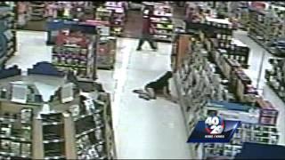 CAUGHT ON CAMERA: Walmart shopper hit with baseball bat in random attack