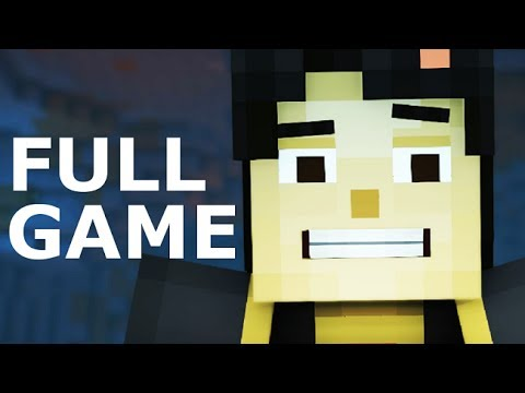 Minecraft Story Mode Season 2 Episode 1 Full Game Walkthrough