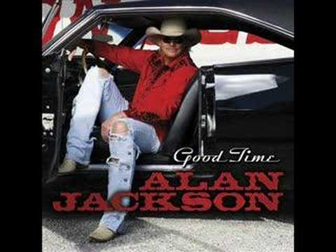 "Alan Jackson: ""I Wish I Could Back Up"" from GOOD TIME"