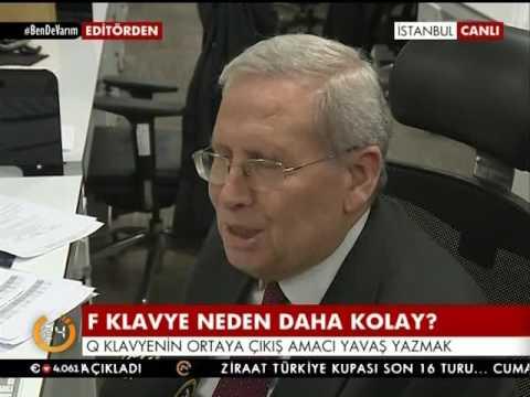 Cumhurbaşkanının F Klavye Açıklaması Üzerine Yapılan Haber Röportajımız - Kanal 24