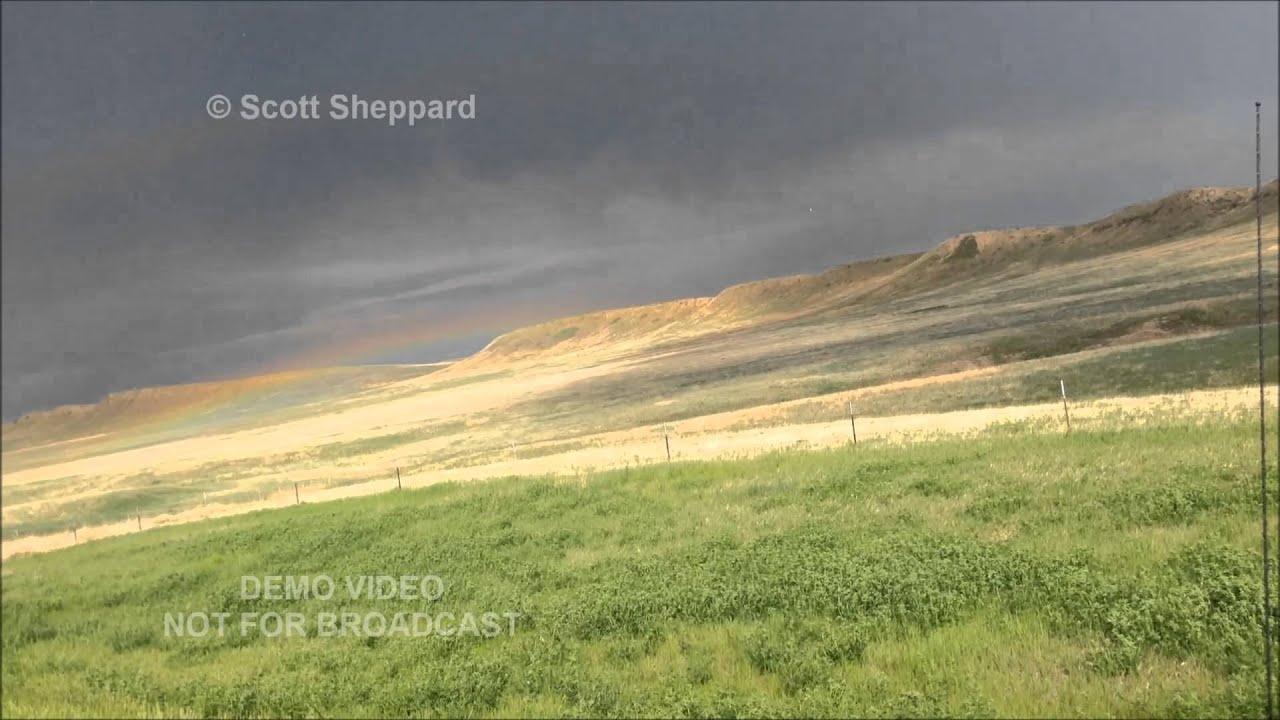 Storm Chaser Hit By Lightning Scott Sheppard YouTube - Storm chaser gets struck lightning films