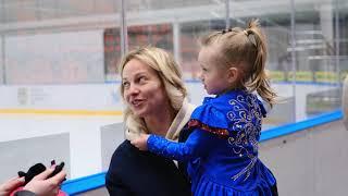 Открытые неквалификационные соревнования по одиночному катанию Весна и лёд