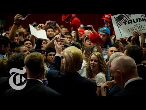 Trump Addresses N.R.A. | The New York Times