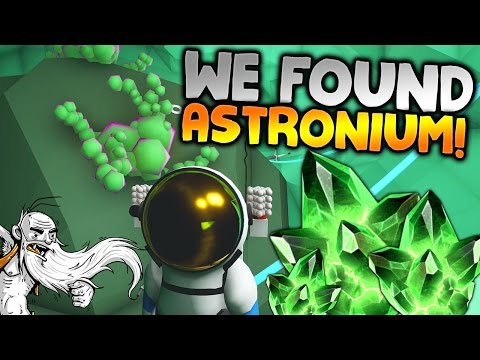 Save Astroneer Gameplay - 'HOW TO FIND ASTRONIUM ON TERRA!!!' -  Walkthrough Let's Play Snapshots