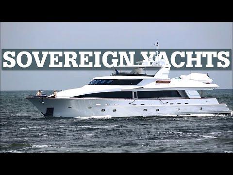 Sovereign Yachts | ASPEN ALTERNATIVE
