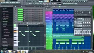 Young Jeezy   Put on ft  Kanye West Dida Steez Remake + FLP FL Studio 10