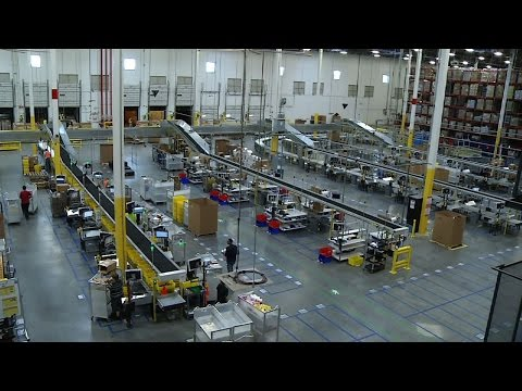 Amazon Explains How Robbinsville Center Works