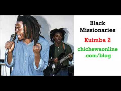 Black Missionaries Evison Matafale Kuimba 2 - Sing a song of my own