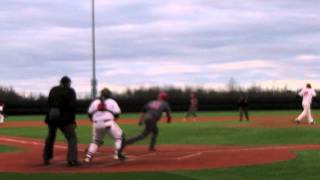 Davenport Baseball vs Olivet College game highlights