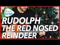 How to play Rudolph The Red Nosed Reindeer on Guitar // EASY Christmas Songs