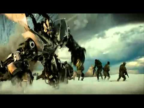 Transformers Tribute ( New Divide ) - Linkin Park HD    720p,1080p