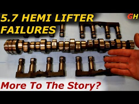 5.7 Hemi Lifter Failures Continued...
