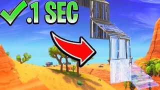 UNDERRATED Tip to BUILD FAST on Console! How to Build Faster in Fortnite (Ps4/Xbox Building Tips)