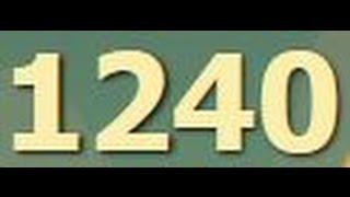 сокровища пиратов уровень 1240 прохождение - pirate treasures level 1240 walkthrough