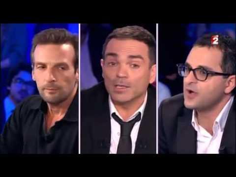 Clash entre Mathieu Kassovitz et Yann Moix chez Ruquier