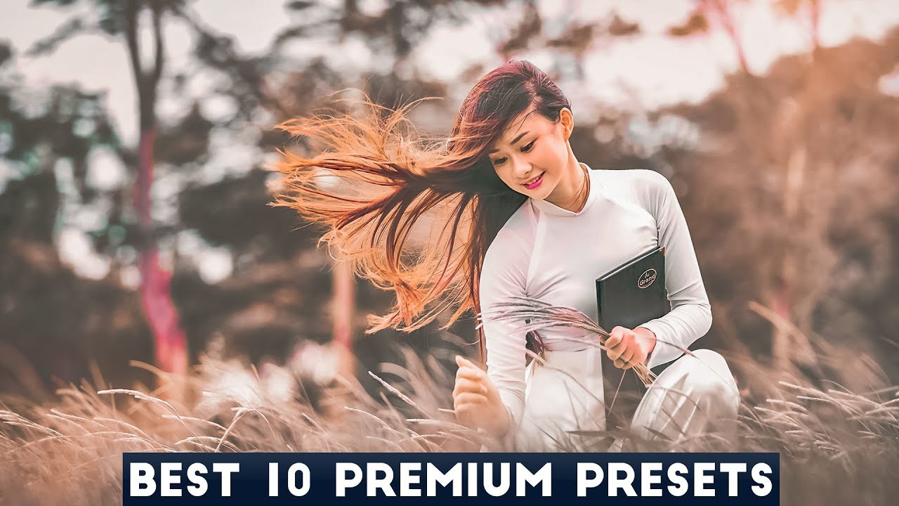 Camera Raw Presets Free Download – Best 10 Premium Presets