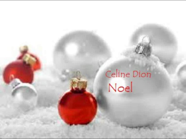 Celine Dion Noel Youtube