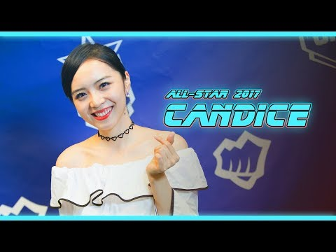 LoL Host Candice meets up with Travis to talk AllStars, Bjerg vs Uzi, and a quick Cali vacation