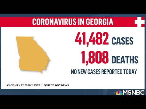 Some GOP Governors Accused Of Manipulating COVID-19 Statistics | MSNBC