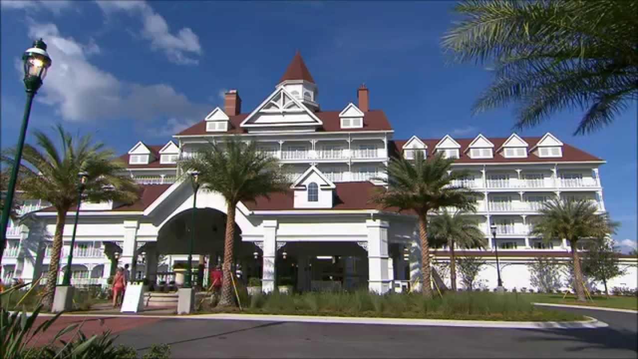 Disney Vacation Club Villas Grand Floridian