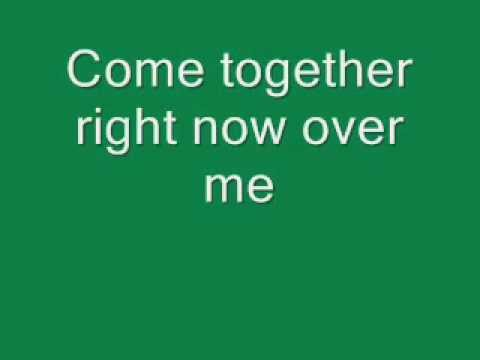 Come Together - Joe Cocker Lyrics - YouTube