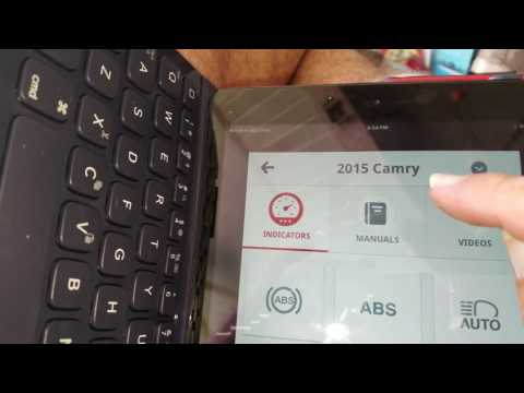 Toyota Owners Manuals on your smartphone