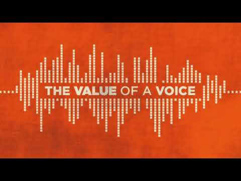 """The Value of a Voice"" - Drew Galloway (Audio)"