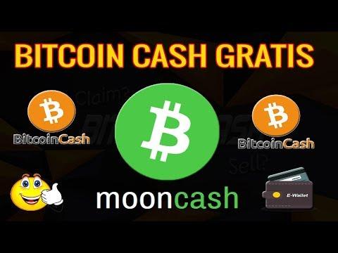 Moon Cash I Gana Miles De BITCOIN CASH Gratis Al Día La Mejor Faucet Comprobado✔