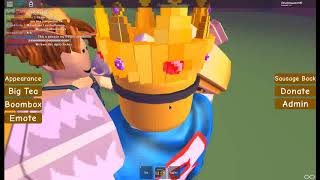 Roblox Tea Party Funny Moments #3