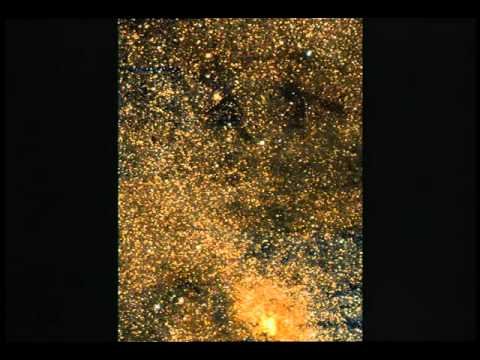 Giant Star Clusters Near Galactic Core