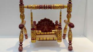 Janmashtami special Laddu gopal ji jhula limited stock order now
