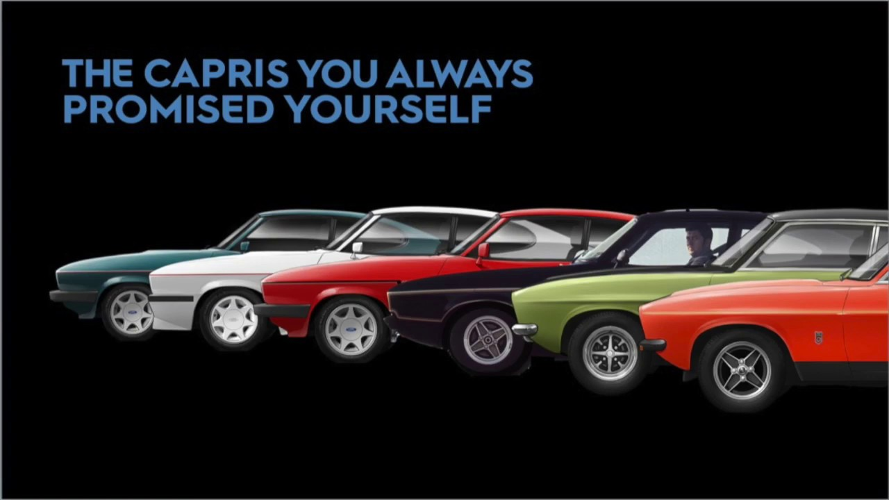 "Capri III chapter from ""The Cars you Always Promised Yourself"""