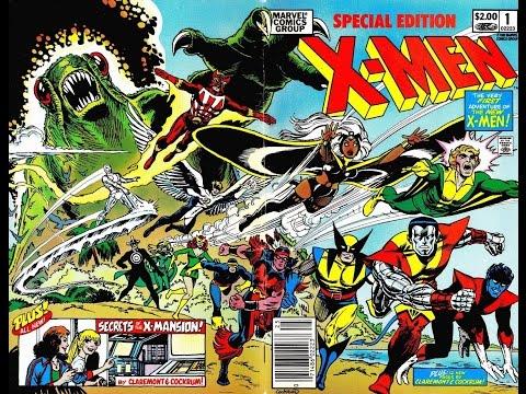 Giant Size X Men #1: The Uncanny Audio Drama!