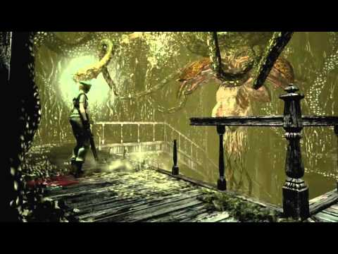 Resident evil hd remastered boss fight plant 42 with for Plante 42 resident evil