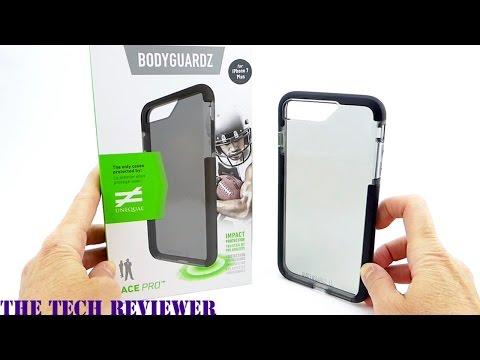 BodyGuardz Ace Pro: Unequal Protection for your iPhone 7 Plus!